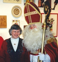 Carol Myers, 2012 Spirit of St. Nicholas Award Winner