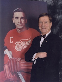 Ted Lindsay, 2012 Spirit of St. Nicholas Award Winner